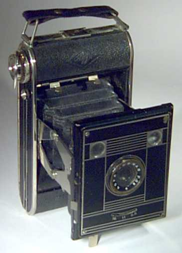 Photo of Agfa Billy Clack 6x4.5