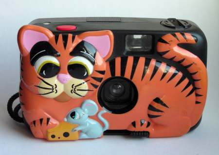 Cat & Mouse camera