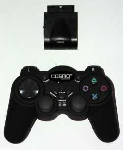 Integrated wireless controller