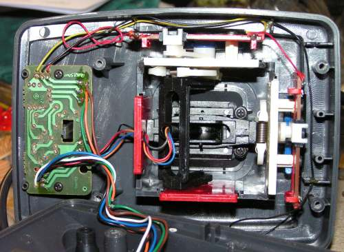Original Quickshot wiring