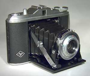 Photo of Agfa Isolette I