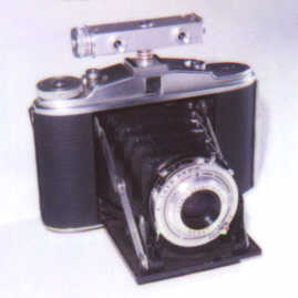 Photo of Agfa Isolette II