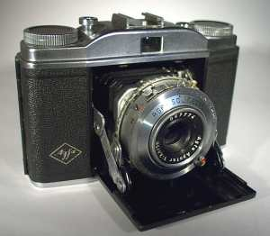 Photo of Agfa Solinette II