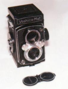 Photo of Yashica Mat