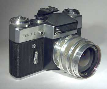 Photo of Zenit E SLR